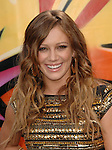 Hilary Duff at the Teen Choice Awards 07 arrivals held at the Gibson Amphitheatre Universal City, Ca. August 26, 2007. Fitzroy Barrett