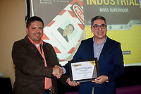1er Foro Internacional de Seguridad Integral en Mineria, organizado por Cluster Minero de Sonora. 28 Abril 2018.<br /> <br /> (Foto: NortePhoto)