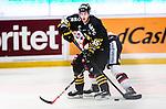 Stockholm 2014-09-11 Ishockey Hockeyallsvenskan AIK - S&ouml;dert&auml;lje SK :  <br /> AIK:s Victor Ekarv i aktion <br /> (Foto: Kenta J&ouml;nsson) Nyckelord:  AIK Gnaget Hockeyallsvenskan Allsvenskan Hovet Johanneshovs Isstadion S&ouml;dert&auml;lje SK SSK portr&auml;tt portrait