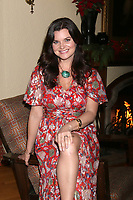 LOS ANGELES - DEC 16:  Heather Tom at the Heather Tom, James Achor, Zane Achor Christmas Party at their private residence on December 16, 2017 in Glendale, CA