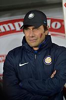 23rd November 2019; Olympic Grande Torino Stadium, Turin, Piedmont, Italy; Serie A Football, Torino versus Inter Milan; Antonio Conte, the coach of Inter Milan - Editorial Use