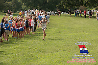 2014 Laf Randy Seagrist XC Inv Varsity Boys Finish
