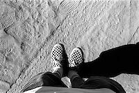 Trent feet, 1987.   &amp;#xA;<br />