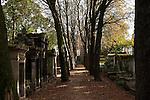 Paris - France, October 12, 2012 -- Cemetery Père Lachaise -- Photo: © HorstWagner.eu