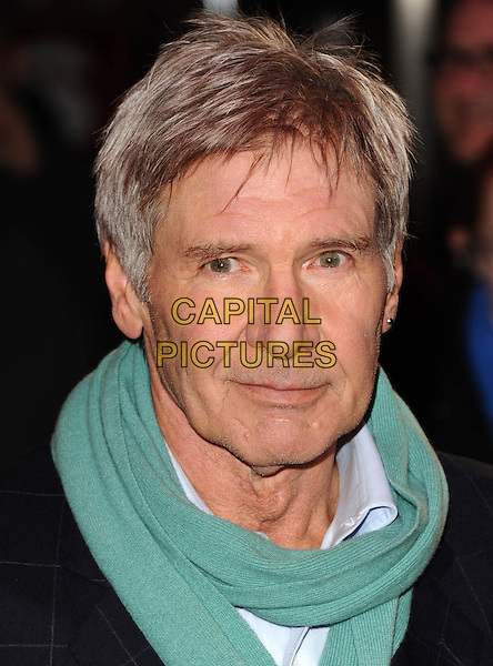 Tuesday, January 11, 2011<br /> Harrison Ford at the Morning Glory - UK film premiere, London, England.<br /> CAP/CK<br /> &copy;CK/Capital Pictures