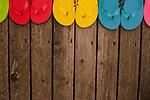 Flip Flops Multicolored