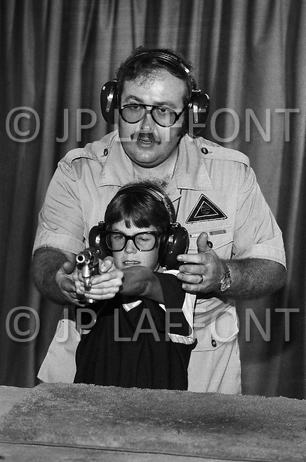 College Station, TX. June 1981.<br />
