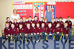 coil Realta Na Madna, Listowel Juniors.Pupils from Scoil Realta na Madna, Listowel on their first day at school pictured with their teachers Mrs. McEllistrem, Miss Dineen & Mrs O'Donovan O'Keeffe.