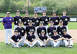 5-8-15, 2015 Pioneer High School junior varsity baseball team