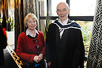 21/11/2014  Attending the Irish College of Humanities and Applied Science Conferrings in The Castletroy Park Hotel were Brian Beirne, Dooradoyle, who was conferred with a M.A in Counselling and Psychotherapy and Maureen Beirne.<br /> Picture: Gareth Williams