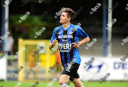 2014-06-29 / Voetbal / seizoen 2014-2015 / Rupel-Boom / Gregory Carrez<br /><br />Foto: mpics.be