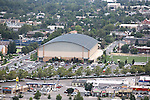 1309-22 3457<br /> <br /> 1309-22 BYU Campus Aerials<br /> <br /> Brigham Young University Campus, Provo, <br /> <br /> Indoor Practice Facility IPF, BYU Football<br /> <br /> September 6, 2013<br /> <br /> Photo by Jaren Wilkey/BYU<br /> <br /> &copy; BYU PHOTO 2013<br /> All Rights Reserved<br /> photo@byu.edu  (801)422-7322