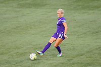 Orlando, FL - Saturday Sept. 24, 2016: Kaylyn Kyle during a regular season National Women's Soccer League (NWSL) match between the Orlando Pride and FC Kansas City at Camping World Stadium.