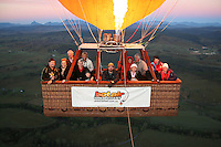 20120426 April 26 Hot Air Balloon Gold Coast