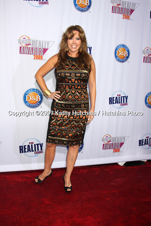 Mary Murphy.arriving at the 2009 Fox Reality Channel Really Awards.The Music Box at Fonda Theater.Los Angeles,  CA.October 13,  2009.©2009 Kathy Hutchins / Hutchins Photo.