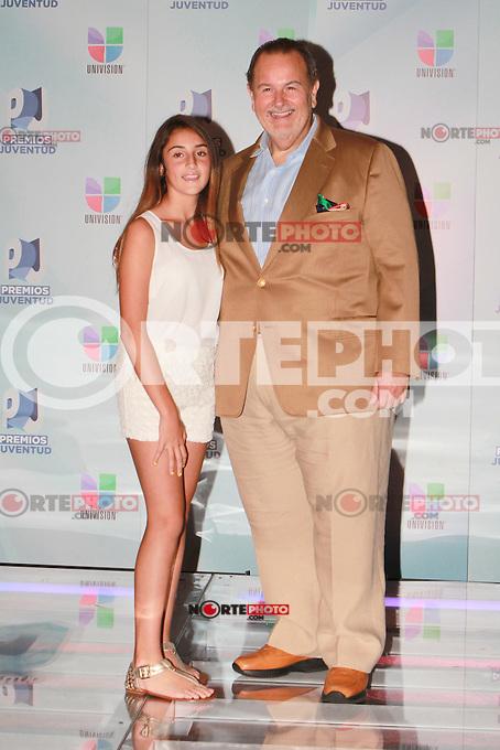 MIAMI, FL- July 19, 2012:  Raul De Molina at the 2012 Premios Juventud at The Bank United Center in Miami, Florida. &copy;&nbsp;Majo Grossi/MediaPunch Inc. /*NORTEPHOTO.com*<br /> **SOLO*VENTA*EN*MEXICO**<br />  **CREDITO*OBLIGATORIO** *No*Venta*A*Terceros*<br /> *No*Sale*So*third* ***No*Se*Permite*Hacer Archivo***No*Sale*So*third*&Acirc;&copy;Imagenes*con derechos*de*autor&Acirc;&copy;todos*reservados*
