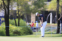 Thomas Detry (BEL) during the 1st round of the DP World Tour Championship, Jumeirah Golf Estates, Dubai, United Arab Emirates. 15/11/2018<br /> Picture: Golffile | Fran Caffrey<br /> <br /> <br /> All photo usage must carry mandatory copyright credit (&copy; Golffile | Fran Caffrey)