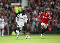 2012 09 12 Man United V Swansea City, Old Trafford, Manchester, UK.