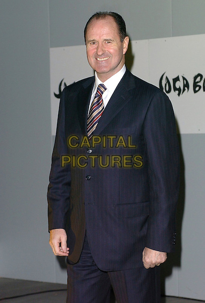 GEORGE GRAHAM.At the Nike Joga Bonito Launch Party,.Old Truman Brewery, Brick Lane, London, England,.February 7th 2006..half length suit tie.Ref: CAN.www.capitalpictures.com.sales@capitalpictures.com.©Capital Pictures