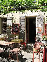Quaint Provencal Cafe - Provence