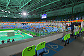 General view, <br /> SEPTEMBER 14, 2016 - Boccia : <br /> Individual BC3 match between Patrick Wilson 5-3 Kazuki Takahashi<br /> at Carioca Arena 2<br /> during the Rio 2016 Paralympic Games in Rio de Janeiro, Brazil.<br /> (Photo by AFLO SPORT)