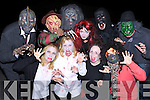 Knocknagoshel Halloween members who are preparing their costumes for this years Halloween Festival to be held on the October Bank holiday weekend front l-r: Emma Edwards, Susan Tugwell, Anne Keane, Eileen Shine. Back row: Steve Whittaker, Eddie Barrett, Noel Brosnan, Elaine Keane, Finbarr McSweeney and Gerard Joy