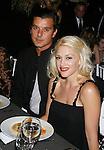 SANTA MONICA, CA. - October 15: Recording artists Gavin Rossdale and Gwen Stefani attend the 2008 Spirit Of Life Award Dinner on October 15, 2008 in Santa Monica, California.