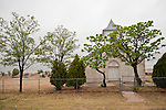 St. Helen Chapel, 1926, cemetery, New Mex.