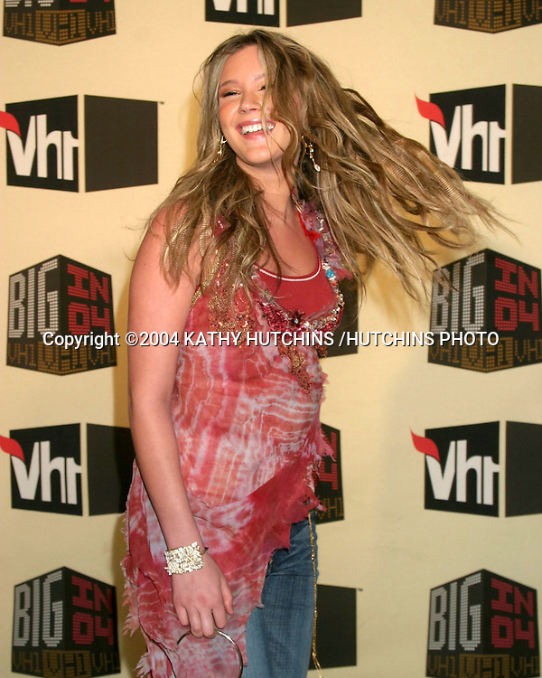 ©2004 KATHY HUTCHINS /HUTCHINS PHOTO.BIG IN 04 AWARD SHOW.SHIRNE AUDITORIUM.LOS ANGELES, CA.DECEMBER 1, 2004..JOSS STONE