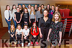 Aishling O Connell,  who has modeled internationally with IMG and finalist in RTE Model Scout and Ireland's emerging Teen YouTuber & Blogger Zoe O Connor (teentimes.eu). host Upfront Model Management Teen Model & Fashion Workshop at the Manor West Hotel, Tralee on Monday