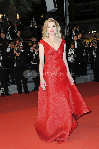 Geena Davis at the &acute;The Nice Guys` screening during The 69th Annual Cannes Film Festival on May 15, 2016 in Cannes, France.<br /> CAP/LAF<br /> &copy;Lafitte/Capital Pictures /MediaPunch ***NORTH AND SOUTH AMERICA ONLY***