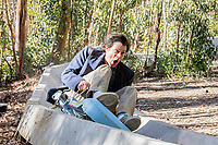 ACTION POINT (2018)<br /> Johnny Knoxville <br /> *Filmstill - Editorial Use Only*<br /> CAP/FB<br /> Image supplied by Capital Pictures