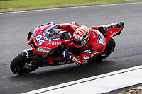 2nd November 2019; Sepang Circuit, Sepang Malaysia; MotoGP Malaysia, Qualifying Day;  The number 4 Ducati Corse Team rider Andrea Dovizioso during practice 3 - Editorial Use