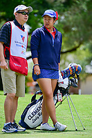 Anne Chen (AUS) looks over her tee shot on 13 during round 1 of  the Volunteers of America Texas Shootout Presented by JTBC, at the Las Colinas Country Club in Irving, Texas, USA. 4/27/2017.<br /> Picture: Golffile | Ken Murray<br /> <br /> <br /> All photo usage must carry mandatory copyright credit (&copy; Golffile | Ken Murray)