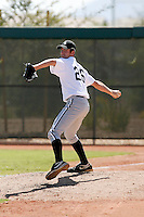 Steven Upchurch - Chicago White Sox 2009 Instructional League. .Photo by:  Bill Mitchell/Four Seam Images..