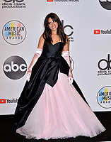 LOS ANGELES, CA. October 09, 2018: Camila Cabello at the 2018 American Music Awards at the Microsoft Theatre LA Live.<br /> Picture: Paul Smith/Featureflash