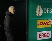 February 5th 2019, Dortmund, Germany, German DFB Cup round of 16, Borussia Dortmund versus SV Werder Bremen;  coach Lucien FAVRE, BVB