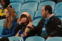 PORTO ALEGRE, RS, 19.06.2016 - GRÊMIO-CRUZEIRO - Torcedor do Grêmio, durante partida contra o Cruzeiro , válida pela nona rodada do Campeonato Brasileiro série A, na Arena do Grêmio, em Porto Alegre, neste domingo.  (Foto: Rodrigo Ziebell/Brazil Photo Press)