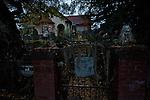 The Davis Graveyard.