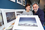 Evelyn and Keith Woodard whose going to France with a photo exhibition