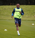 16.08.2019 Rangers training: Jermain Defoe