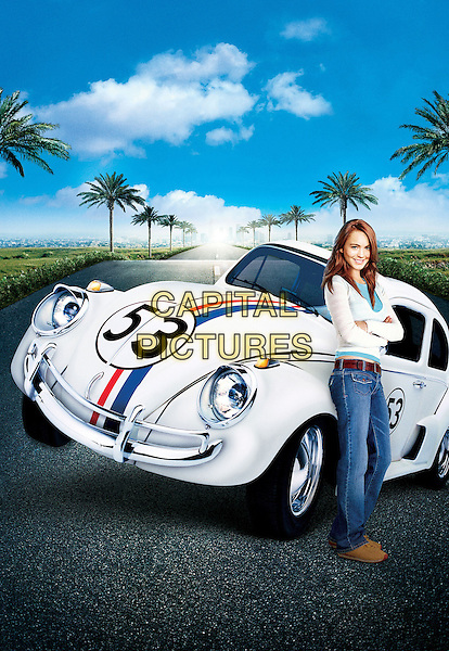 Herbie Fully Loaded (2005) <br /> Lindsay Lohan<br /> *Filmstill - Editorial Use Only*<br /> CAP/KFS<br /> Image supplied by Capital Pictures