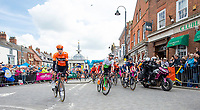 Picture by Allan McKenzie SWpix.com - 03/05/2018 - Cycling - 2018 Tour de Yorkshire - Stage 1: Beverley to Doncaster - The race rolls out from Beverley.