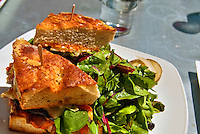AKA American Bistro, Restaurant, Pasadena, CA, Old Town,  Grilled Portobello Sandwich