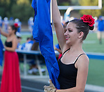 A photograph from the Manogue at McQueen football game played at McQueen High School on Friday, September 1, 2017.