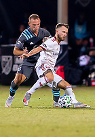 17th July 2020, Orlando, Florida, USA;  Real Salt Lake midfielder Albert Rusnak (11) during the MLS Is Back Tournament between the Real Salt Lake versus Minnesota United FC on July 17, 2020 at the ESPN Wide World of Sports, Orlando FL.