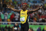 Río 2016 Atletismo 200m Final Usain Bolt