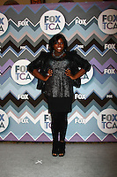 LOS ANGELES - JAN 8:  Alex Newell attends the FOX TV 2013 TCA Winter Press Tour at Langham Huntington Hotel on January 8, 2013 in Pasadena, CA
