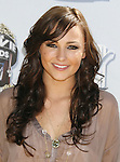 Actress Briana Evigan arrives to the 2008 MTV Movie Awards on June 1, 2008 at the Gibson Amphitheatre in Universal City, California.
