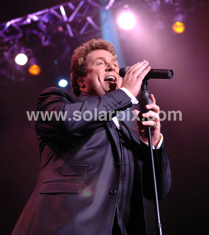 **ALL ROUND PICTURES FROM SOLARPIX.COM**.**WORLDWIDE SYNDICATION RIGHTS**.Michael Ball performs live at the Liverpool Echo Arena, Liverpool, UK. 24 September 2009..This pic: Michael Ball..JOB REF: 10017 SGD     DATE: 24_09_2009.**MUST CREDIT SOLARPIX.COM OR DOUBLE FEE WILL BE CHARGED**.**MUST NOTIFY SOLARPIX OF ONLINE USAGE**.**CALL US ON: +34 952 811 768 or LOW RATE FROM UK 0844 617 7637**